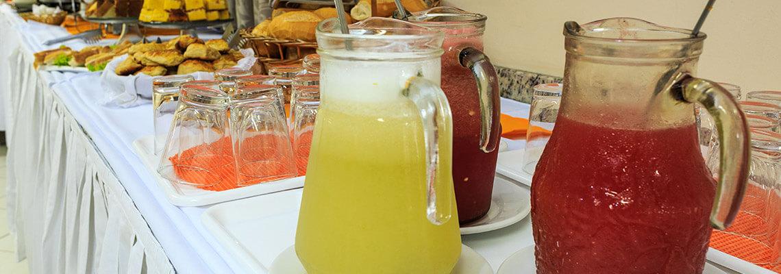 Sucos Zé Maria Café da Manhã