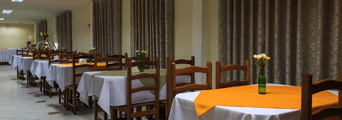 Sala de Café da Manhã Zé Maria