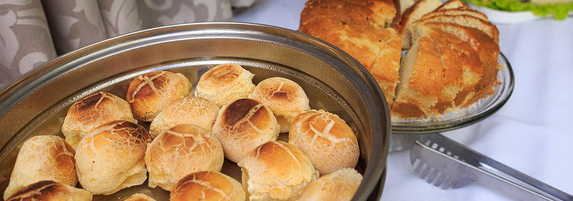 Pão de Queijo Café da Manhã Zé Maria